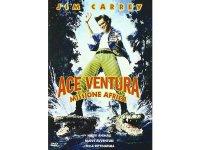 イタリア語、英語で観る「ジム・キャリーのエースにおまかせ!」 DVD  【B1】【B2】