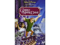 イタリア語などで観るディズニーの「ノートルダムの鐘」 DVD【A2】【B1】