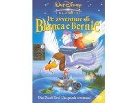 イタリア語などで観るディズニーの「ビアンカの大冒険」 DVD【A2】【B1】