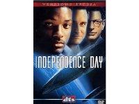 イタリア語、英語で観るウィル・スミスの「インデペンデンス・デイ」 DVD  【B1】【B2】