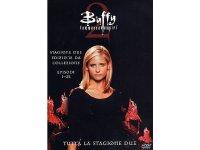 イタリア語などで観るサラ・ミシェル・ゲラーの「バフィー 〜恋する十字架〜 第2シーズン」 DVD 6枚組 【B1】【B2】