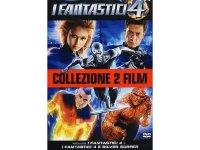イタリア語などで観るヨアン・グリフィズの「ファンタスティック・フォー:銀河の危機」2枚組 DVD  【B1】【B2】
