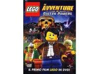 イタリア語などで観る「LEGO(R):ザ・アドベンチャー」 DVD【B1】【B2】【C1】