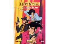 イタリア語で観る、青木悠三の「ルパン三世 PartIII Ep1-22」 DVD5枚組 【B1】
