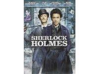 イタリア語などで観るロバート・ダウニー・Jr、ジュード・ロウの「シャーロック・ホームズ」 DVD  【B1】【B2】【C1】