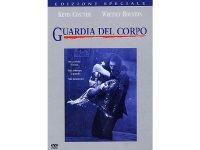 イタリア語などで観るケビン・コスナーの「ボディガード」 DVD  【B1】【B2】
