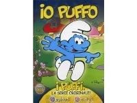 イタリア語で観るピエール・クリフォールの「スマーフ I Puffi - Io Puffo」 DVD【B1】【B2】【C1】