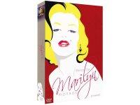 イタリア語などで観る「マリリン・モンロー・ベストフィルム・コレクション」 DVD 4枚組【B1】【B2】