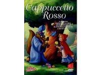 イタリア語で観るグリム童話「赤ずきん」 DVD【A2】【B1】