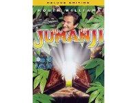 イタリア語などで観るロビン・ウィリアムズの「ジュマンジ」 DVD  【B1】【B2】【C1】