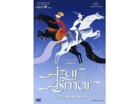 イタリア語などで観る ミッシェル・オスロの「アズールとアスマール」 DVD【B1】【B2】