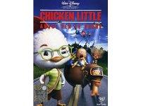 イタリア語などで観るディズニーの「チキン・リトル」 DVD【A2】【B1】