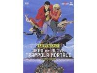 イタリア語で観る、モンキー・パンチの「ルパン三世 DEAD OR ALIVE」 DVD 【B1】