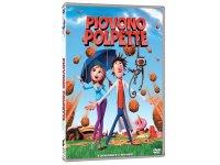 イタリア語などで観る「くもりときどきミートボール」 DVD【B1】【B2】【C1】