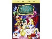 イタリア語などで観るディズニーの「ふしぎの国のアリス」 (1951)  DVD【A2】【B1】