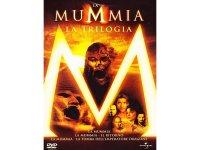 イタリア語などで観る「ハムナプトラ・シリーズ」 DVD 3枚組【B2】【C1】