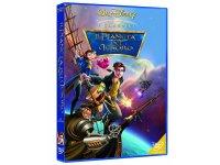 イタリア語などで観るディズニーの「トレジャー・プラネット」 DVD【A2】【B1】