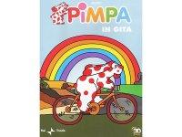 イタリア語で観るイタリアのアニメ映画 ピンパ「Pimpa in gita」 DVD【A1】【A2】【B1】【B2】