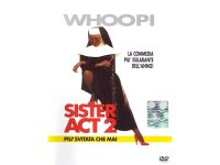 イタリア語などで観るウーピー・ゴールドバーグの「天使にラブ・ソングを2」 DVD  【B1】【B2】