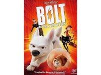 イタリア語などで観るディズニーの「ボルト」 DVD【A2】【B1】