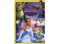イタリア語などで観るディズニーの「プリンセスと魔法のキス」 DVD【A2】【B1】