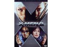イタリア語、英語で観るヒュー・ジャックマンの「X-MEN 2」2枚組 DVD  【B1】【B2】