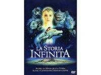イタリア語、英語などで観るバレット・オリバーの「ネバーエンディング・ストーリー」 DVD 【B1】【B2】【C1】