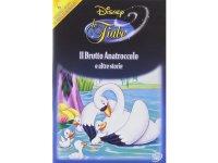 イタリア語などで観るディズニーの「みにくいあひるの子」 DVD【A2】【B1】