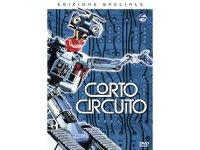 イタリア語などで観るジョン・バダムの「ショート・サーキット」 DVD  【B1】【B2】