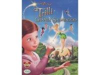 イタリア語などで観るディズニーの「ティンカー・ベルと妖精の家」DVD【B1】【B2】【C1】
