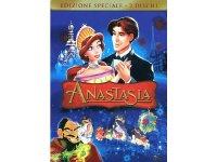 イタリア語などで観る「アナスタシア」 DVD 2枚組【A2】【B1】