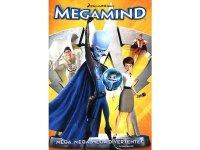 イタリア語などで観る「メガマインド」 DVD【B1】【B2】【C1】