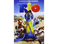 イタリア語などで観る「ブルー 初めての空へ Rio」 DVD【B1】【B2】