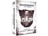 イタリア語、英語で観るマイケル・ベイの「トランスフォーマー・シリーズ」 DVD 3枚組 【B1】【B2】【C1】
