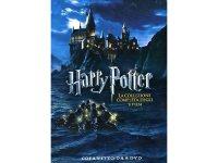 イタリア語などで観るダニエル・ラドクリフの「ハリー・ポッター コンプリート セット」 DVD 8枚組  【B1】【B2】