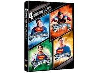 イタリア語などで観る「スーパーマン・コレクション」 DVD 4枚組【B1】【B2】