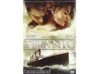 イタリア語などで観る「タイタニック」 DVD 2枚組【A2】【B1】【B2】