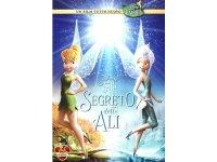 イタリア語などで観るディズニーの「ティンカー・ベルと流れ星の伝説」DVD【B1】【B2】【C1】