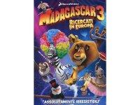 イタリア語などで観る「マダガスカル3」 DVD【B1】【B2】【C1】