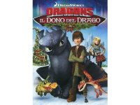 イタリア語などで観る「ヒックとドラゴン Il Dono Del Drago」 DVD【B1】【B2】【C1】