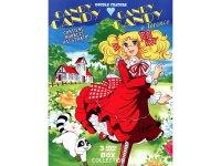 イタリア語で観る、水木杏子の「キャンディキャンディ」 DVD 3枚組【B1】