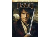 イタリア語などで観るピーター・ジャクソンの「ホビット」DVD 2枚組 【B2】【C1】