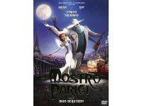 イタリア語などで観る、リュック・ベッソンの「モンスター・イン・パリ」 DVD【B1】【B2】【C1】