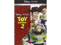 イタリア語などで観るピクサーの「トイ・ストーリー2」 DVD【A2】【B1】