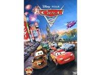 イタリア語などで観るディズニー&ピクサーの「カーズ 2」 DVD【A2】【B1】