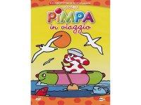 イタリア語で観るイタリアのアニメ映画 ピンパ「Pimpa in viaggio」 DVD【A1】【A2】【B1】【B2】