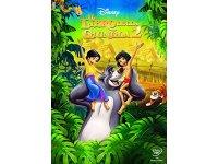 イタリア語などで観るスティーヴ・トレンバースの「ジャングル・ブック2」 DVD【B1】【B2】