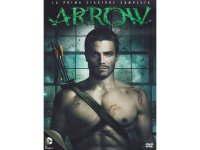 イタリア語などで観る スティーヴン・アメルの「ARROW/アロー  シーズン1」 DVD 5枚組  【B2】【C1】