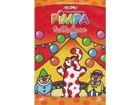イタリア語で観るイタリアのアニメ映画 ピンパ「Le nuove avventure - Pimpa tuttofare」 DVD【A1】【A2】【B1】【B2】