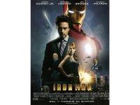 イタリア語などで観るロバート・ダウニー・Jrの「アイアンマン」 DVD  【B1】【B2】
